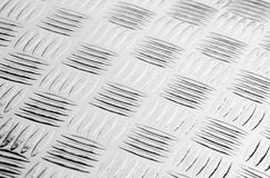Texture of metal plate background Stock Images