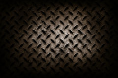 Texture of metal plate Royalty Free Stock Image