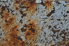 Texture metal rust crack Royalty Free Stock Images
