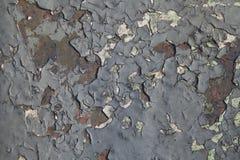 Texture metal rust crack Royalty Free Stock Photos