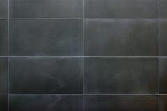 Texture of metal tiles Stock Image