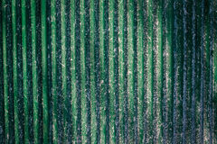Texture of metal wall. Background Detail of texture metal Corrugated Iron Panelling Stock Images