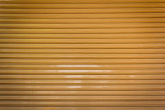 Texture of metal wall. Background Detail of texture metal Corrugated Iron Panelling Royalty Free Stock Photography
