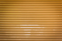 Texture of metal wall. Background Detail of texture metal Corrugated Iron Panelling Royalty Free Stock Images