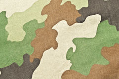 Texture militaire - camouflage Image stock
