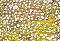 Texture military camouflage nets Stock Photos