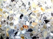 Texture modelée par marbre Images libres de droits