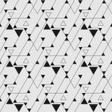 Texture moderne Répétition des tuiles géométriques Composition de TR Image stock
