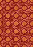 Texture modulaire Two-tone de peau de python Photo stock