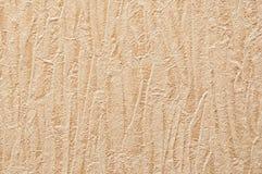 Texture monochrome de relief avec les bandes chaotiques Images libres de droits