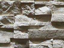 Texture monotone de la pierre Photographie stock libre de droits