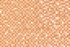 Texture of Mosaic tile wall Stock Images