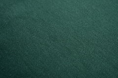 The texture of a moss green cotton cloth Stock Photo