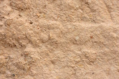 Texture of mud and adobe. In Spain Stock Image