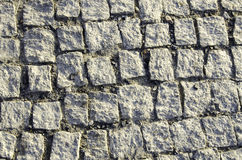 The texture of multicolored bricks. stock image