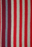 Texture of multicolored woolen fabric Royalty Free Stock Photography