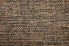 The texture of natural colored fabric. Royalty Free Stock Image