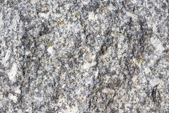 The texture of natural granite. natural stone. close up.  stock image
