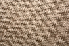 The texture of the natural linen Stock Images