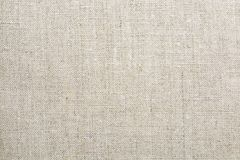 Texture of natural linen fabric. Beige for backgrounds royalty free stock images