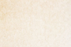 Texture of Natural rough paper, background for design with copy space text or image. Recyclable material, has small Royalty Free Stock Photography