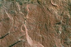 Texture of natural stone Stock Images