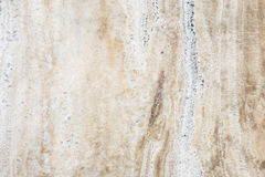 Texture of natural stone (Travertine) for background design Royalty Free Stock Photography