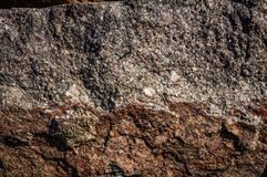 Texture of natural wild stone royalty free stock photos