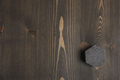 Texture of natural wood background closeup Royalty Free Stock Images