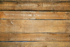 Texture of natural wooden fence. The texture of natural brown wooden fence Stock Photos