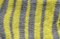 Texture natural wool knit pattern Royalty Free Stock Photo