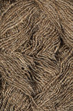 Texture of natural yarn Stock Images