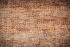 Texture of nature wood background closeup in vignette Stock Photos