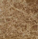 Texture naturelle de marbre de lumière d'Emperador Photo libre de droits