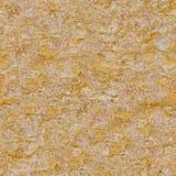 Texture naturelle de marbre orange, jaune, d'or Fond sans couture Photo stock
