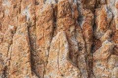 Texture naturelle de surface de roche photographie stock libre de droits