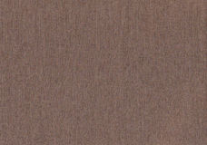 Texture naturelle de tissu de Brown Photo stock