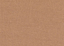 Texture naturelle de tissu de Brown Images stock