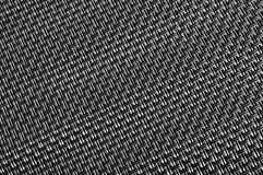Texture nette noire Photos libres de droits