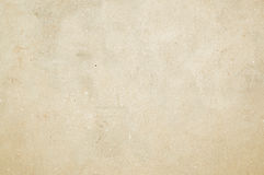 Texture with a neutral color. The texture of the concrete walls painted beige Royalty Free Stock Images