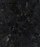 Texture noire de granit Images libres de droits