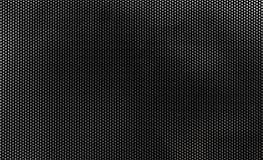 Texture noire de maille Photographie stock libre de droits