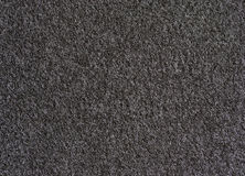 Texture noire de tapis Photos stock