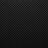Texture noire en métal de grille Vecteur eps10 images libres de droits
