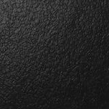 Texture noire en métal de roche Photographie stock libre de droits