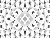 Texture noire et blanche Illustration Stock