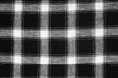 Texture noire et blanche Images stock