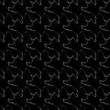 Texture noire et blanche abstraite de fond Image stock