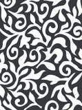 Texture noire et blanche de vecteur Photo stock