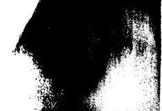 Texture noire et blanche grunge créative Illustration de vecteur Photographie stock libre de droits